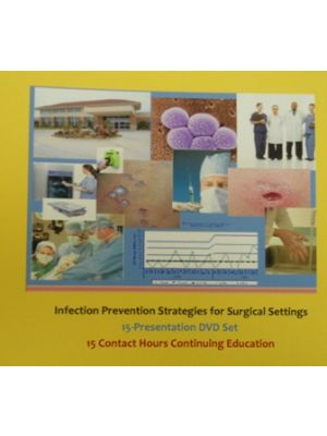 Series 1: 15 DVD SET--Infection Prevention Strategies Conference