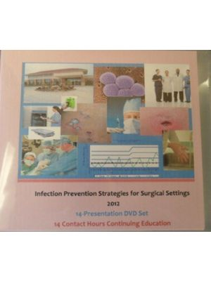 Series 2: 14 DVD Set:  Infection Prevention Strategies Conference